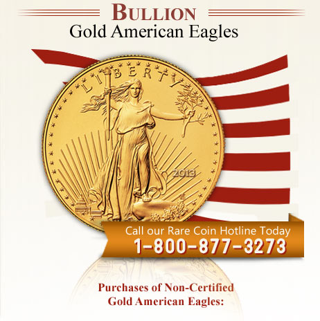 Gold American Eagles | Buy US Mint American Eagle Gold Bullion Coins